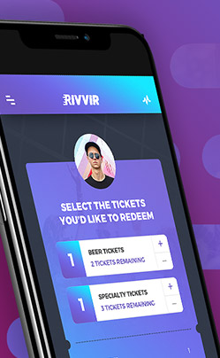 Rivvir - Mobile Simplifies the Drink-Buying Experience